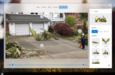 Windows 10's latest Insider Preview release brings Windows Story Remix to the PC 13