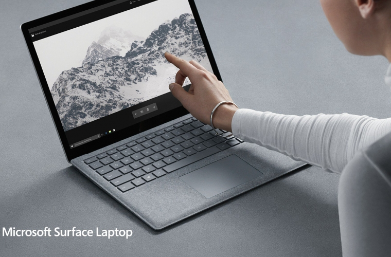 Surface Laptop users can upgrade to Windows 10 Pro for free until the end of this year 1