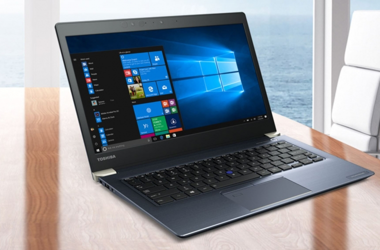 Toshiba's latest Portégé X30 Ultrabook offers 18-hours of battery life 7