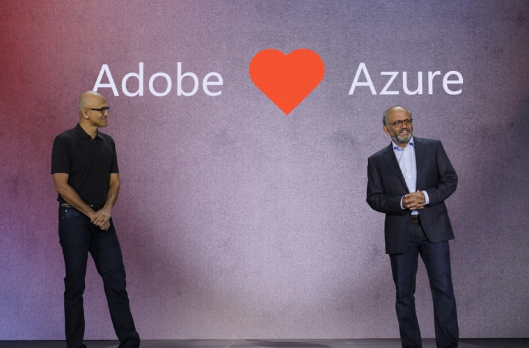 Microsoft announces expanded strategic partnership with Adobe 1