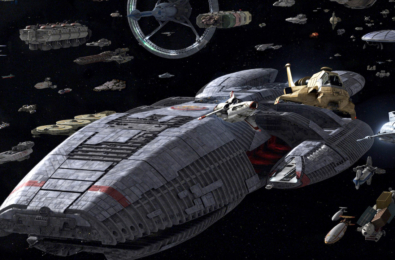 Cult classic Battlestar Galactica is finally getting an Xbox One game this summer 9