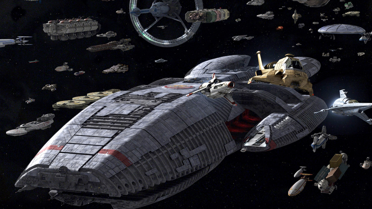 New Battlestar Galactica Game Puts You In Control Of The Colonies