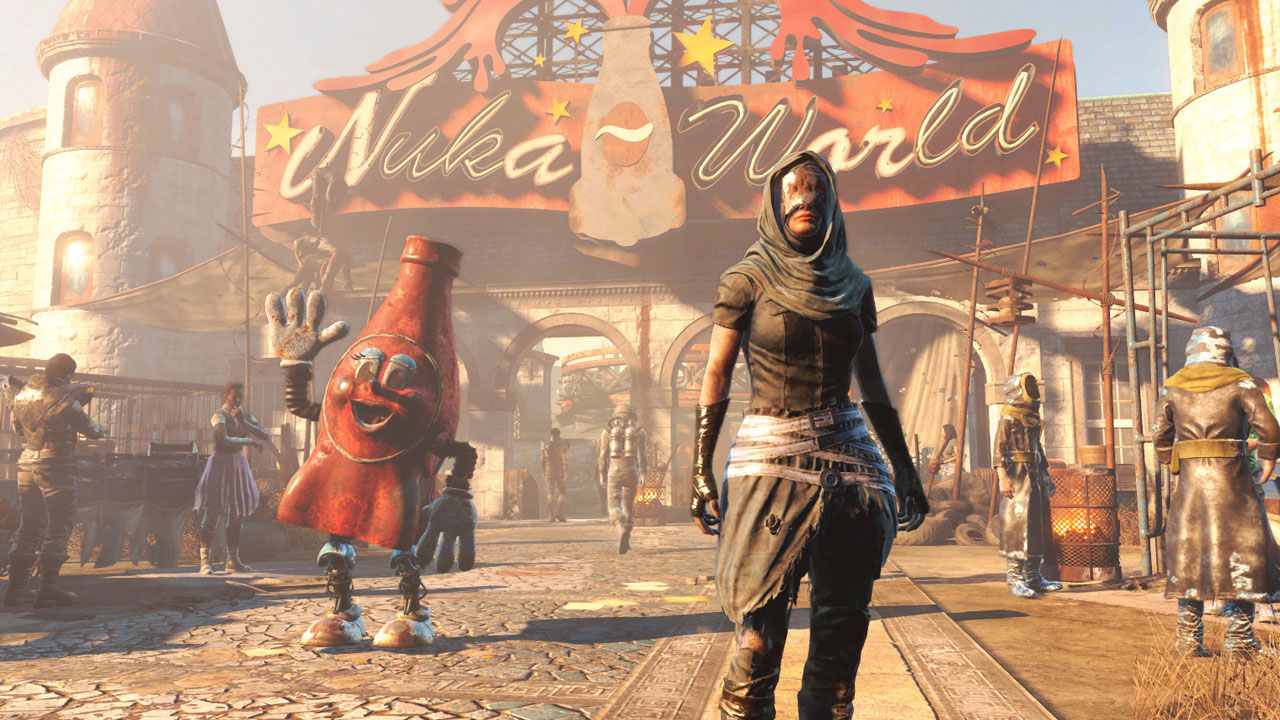 Fallout 4 will be free to play this weekend