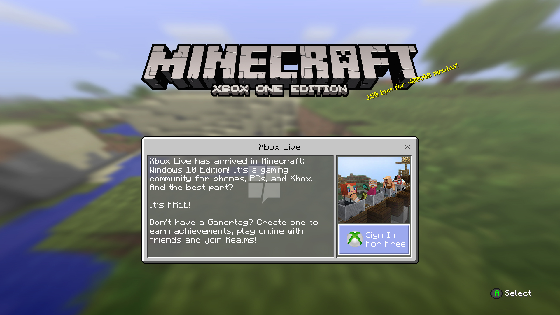 free minecraft realms to join