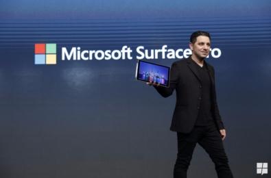 Microsoft Panos Panay