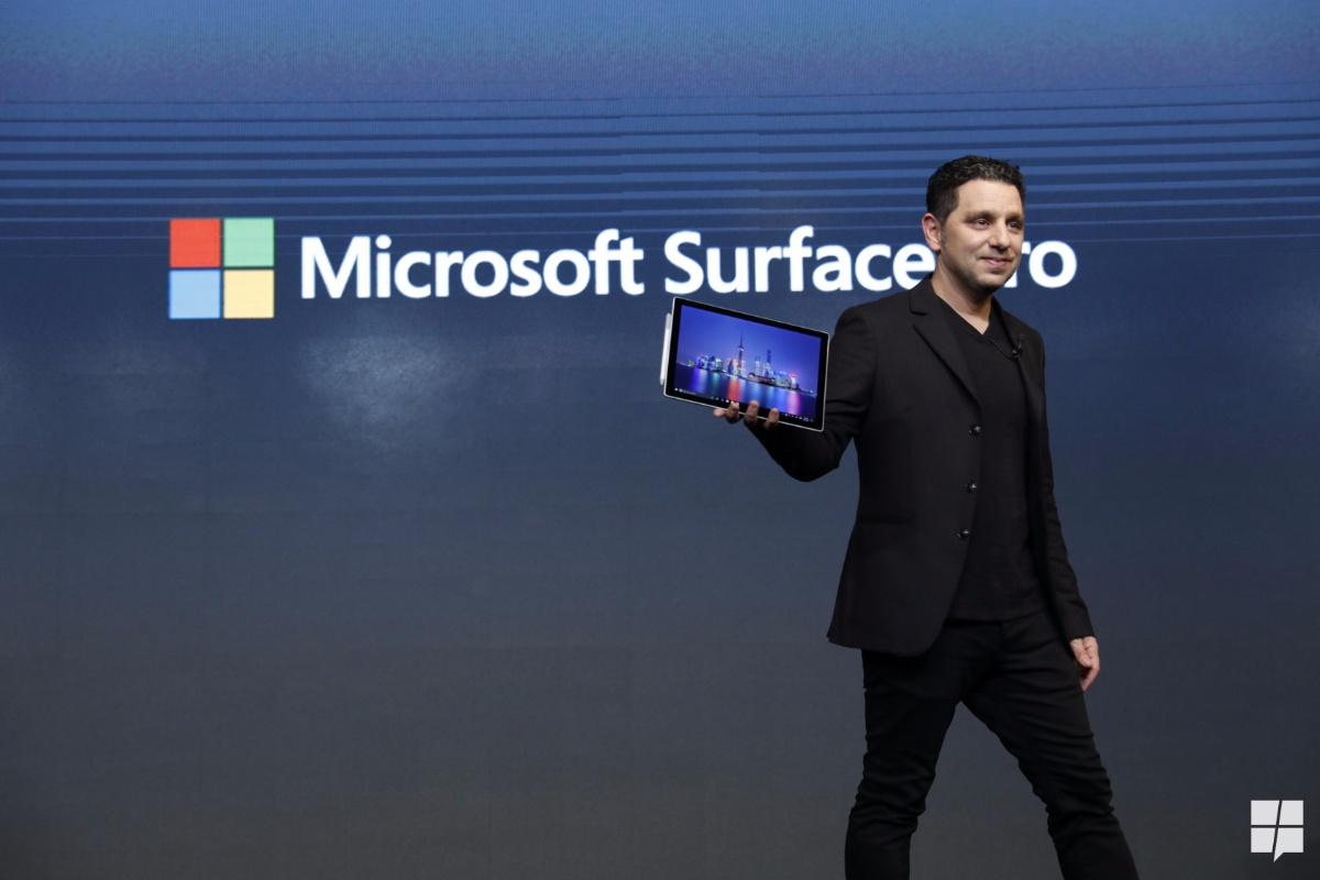 Microsoft may soon start offering the Surface Pro with Windows 10 S 1