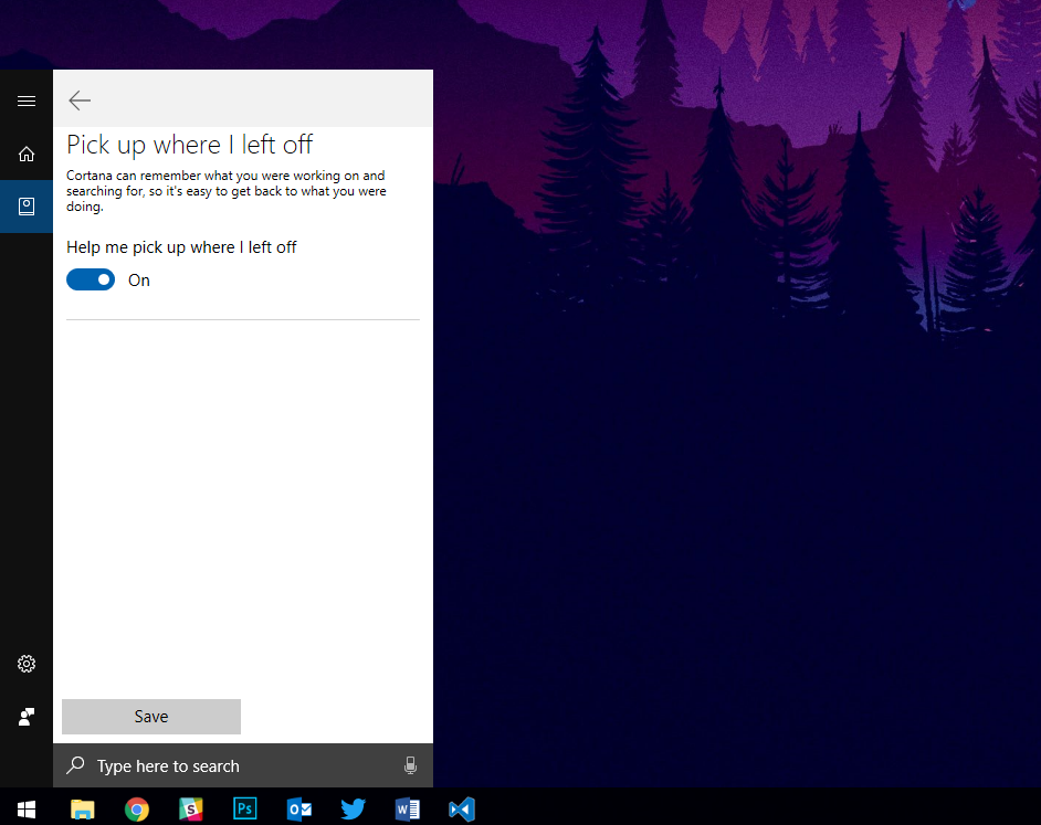 Windows 10's Pick Up Where You Left Off will support Android