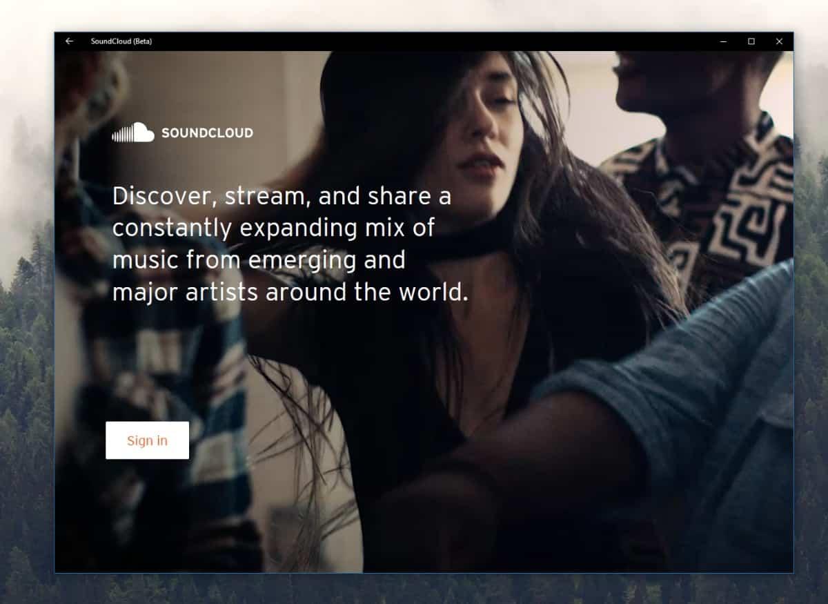 SoundCloud is building an official Windows 10 app, now