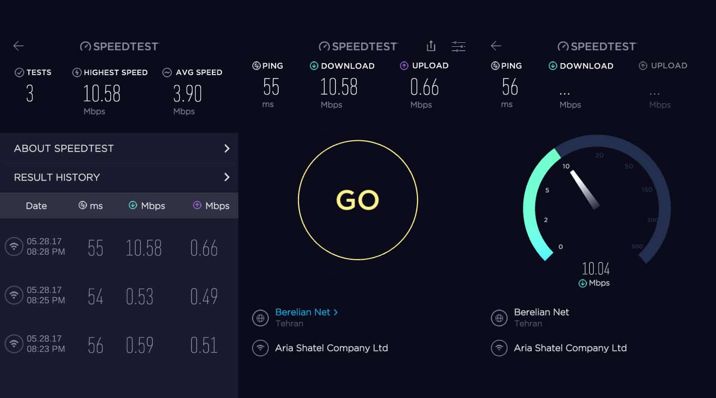 Ooklas speedtest app comes to windows 10 mobile devices mspoweruser ookla released its speedtest app for windows 10 pcs a little while ago now the company is bringing the same app to windows 10 mobile devices thanks to the stopboris Images