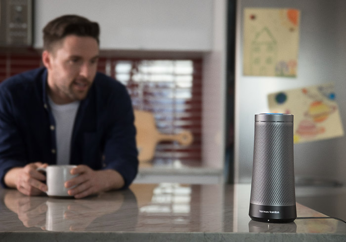 HARMAN has announced the Harman Kardon Invoke speaker with Microsoft Cortana