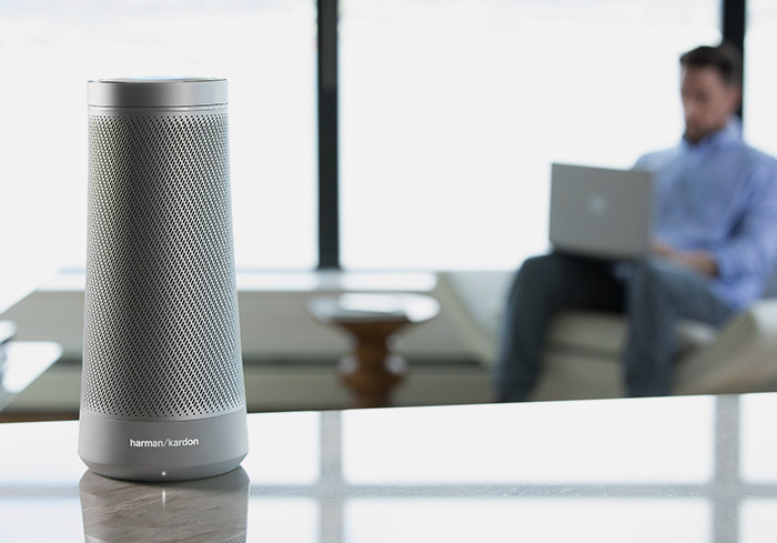 Harman Kardon Invoke Cortana Speaker Revealed