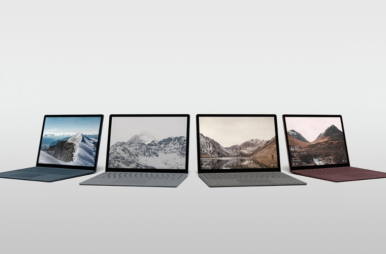 Surface Laptop colors now available in 20 countries, order yours today 8