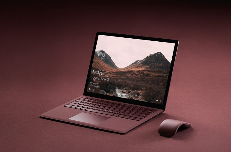 Microsoft's first Windows 10 S device is the Surface Laptop 9