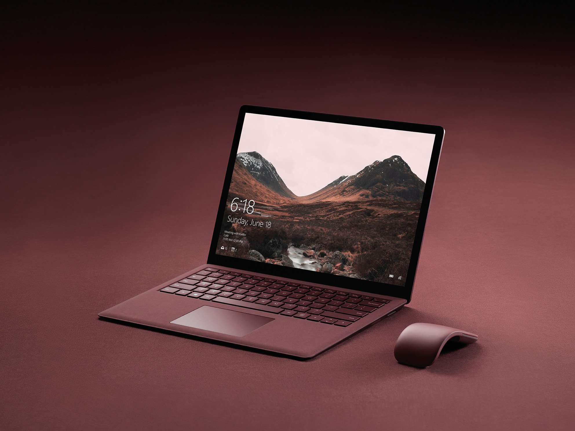 Microsoft's first Windows 10 S device is the Surface Laptop 1