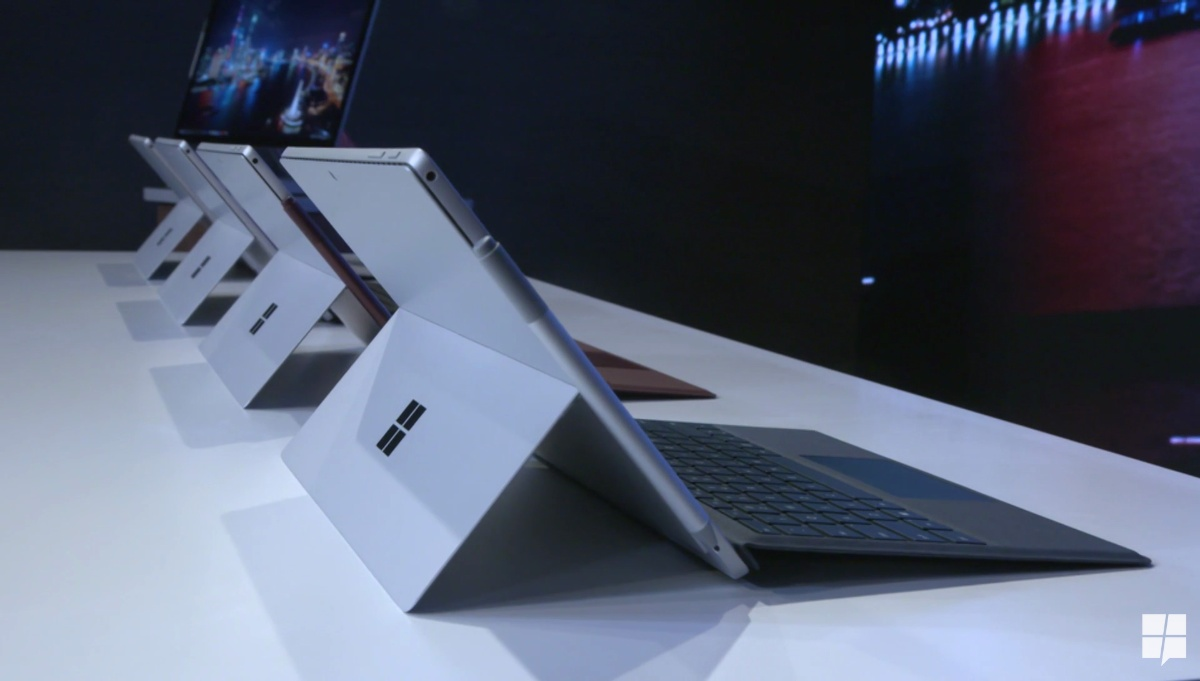 Microsoft Surface devices fail on reliability