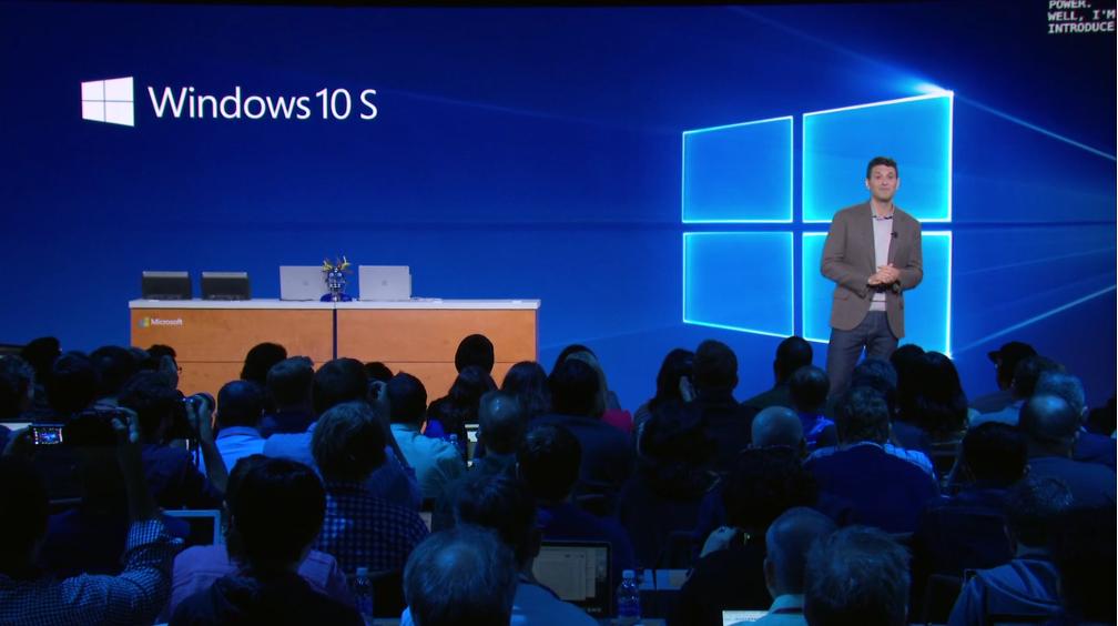Всем известная компания Microsoft презентовала так называемую «школьную» версию ОС Windows