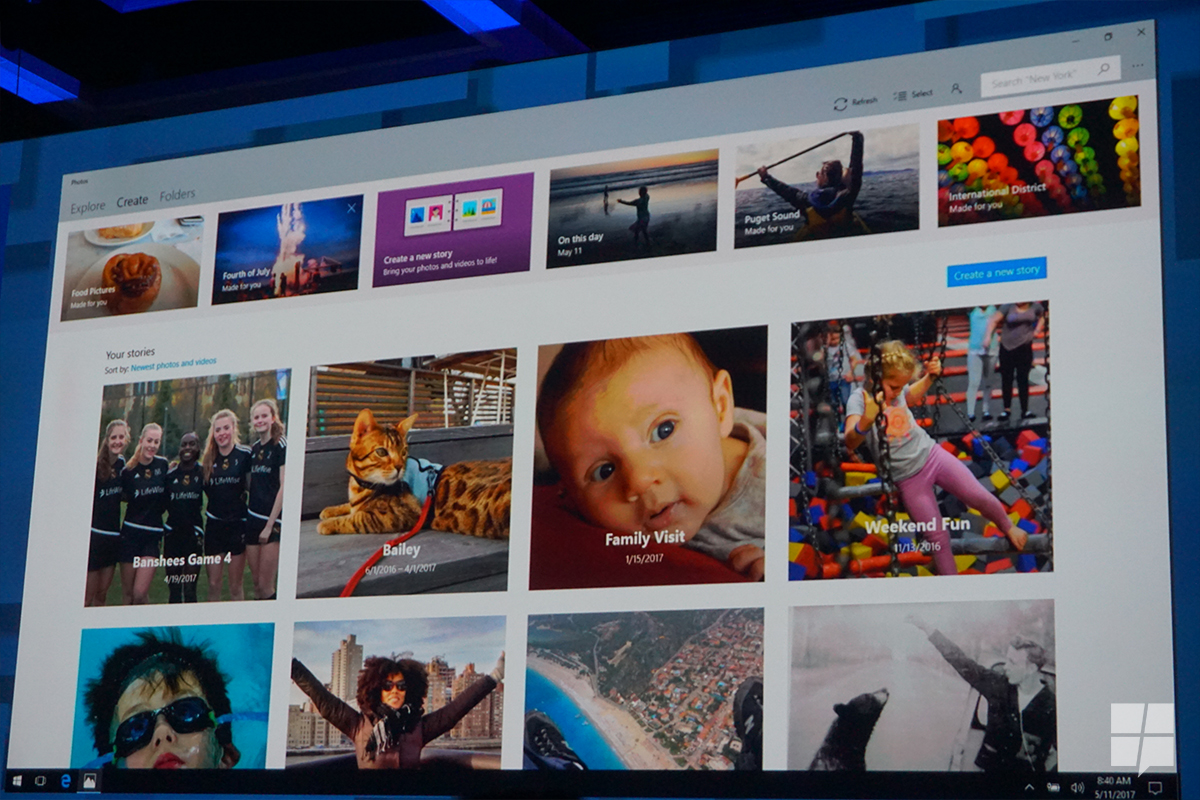 Windows 10 Fall Creators Update to bring a new way of storytelling 1