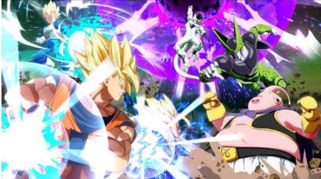 Bandai Namco announces Dragon Ball Fighters will be coming to Xbox One and PC in 2018 2