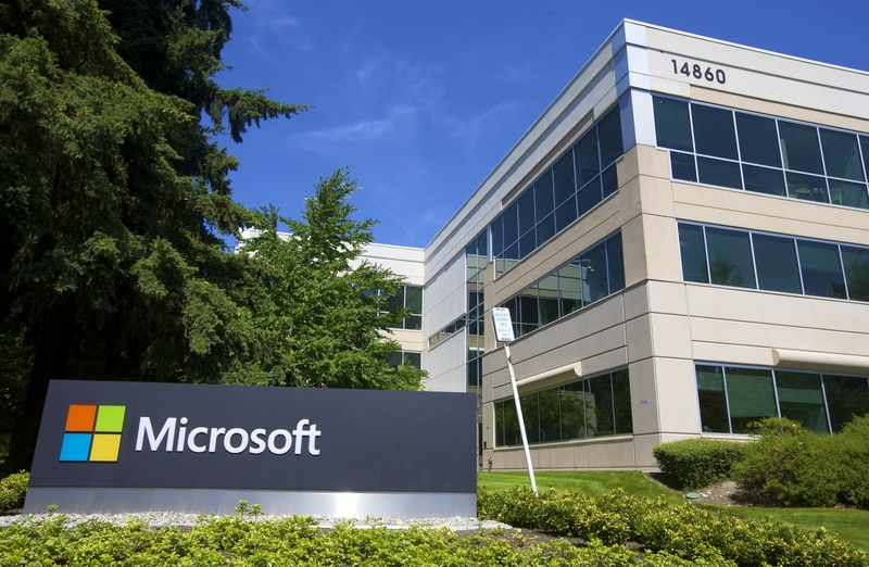 Microsoft named top global technology leader by Reuters