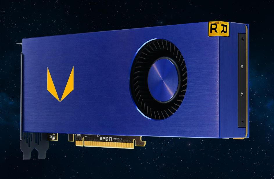 AMD pushes new frontiers as first Vega graphics card goes on sale