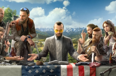 Far Cry 5 receives a host of trailers including character vignettes and new gameplay 16