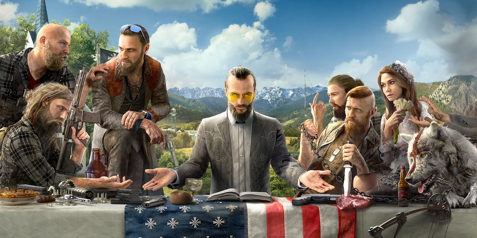 Farcry New Dawn Hd Wallpaper Download For Windows 10: Ubisoft Delays Far Cry 5 And The Crew 2