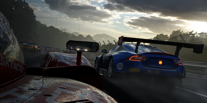 Forza Motorsport 7 will even run well on your Surface Pro 4