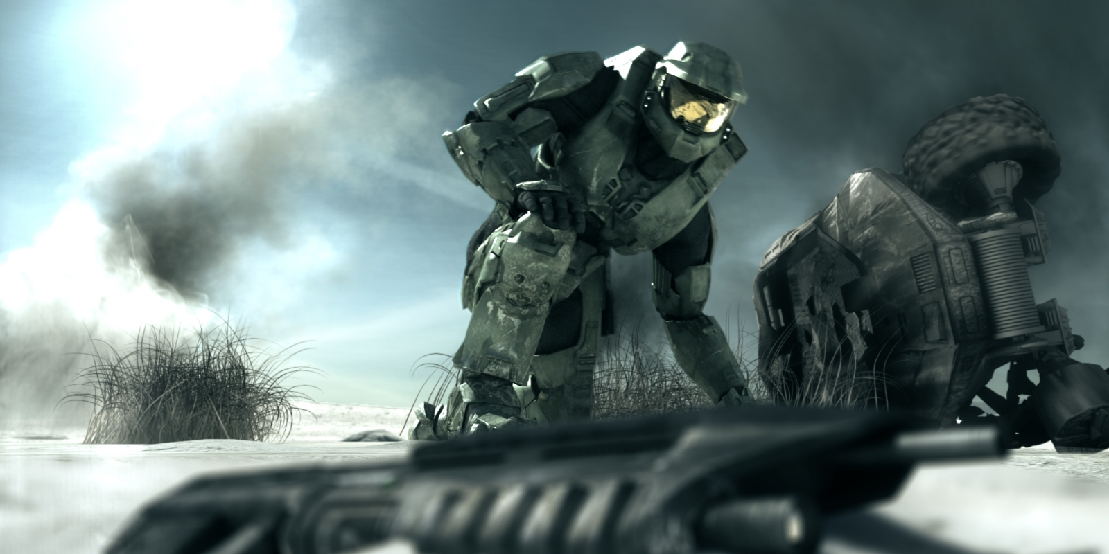 District 9's Neill Blomkamp wants to work on Halo - MSPoweruser