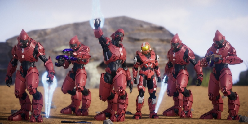 Microsoft Allows Halo PC Fan Project
