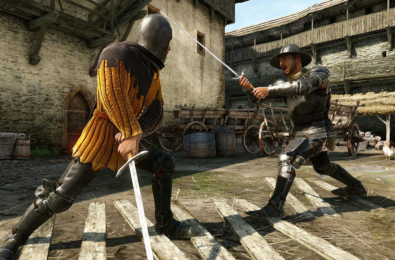 Medieval adventure Kingdom Come: Deliverance is coming to Xbox One and PC in 2018 26