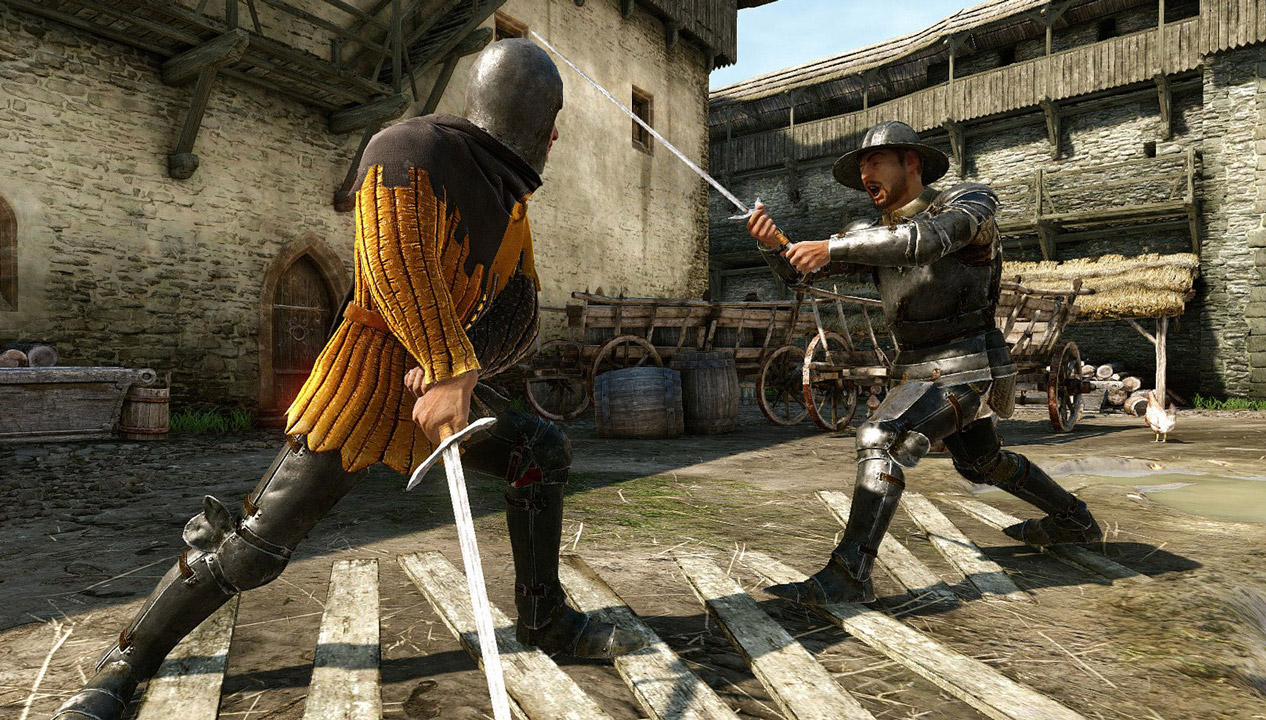 Kingdom Come: Deliverance out in 2018