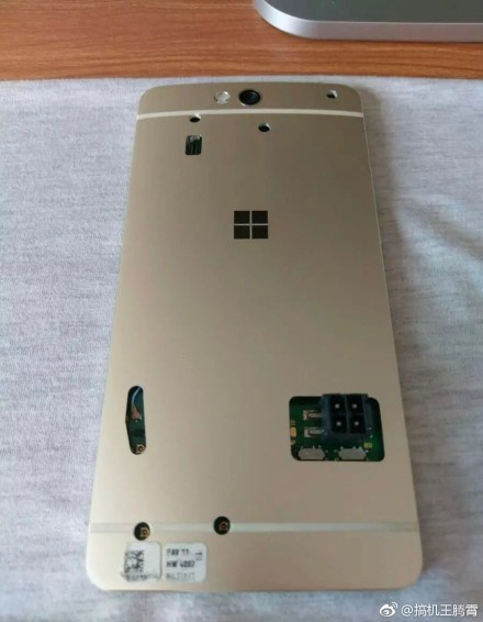 More pictures of the cancelled Lumia 960 leak in China 8