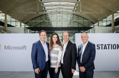 Microsoft to establish an on-site Artificial Intelligence program at Station F 11