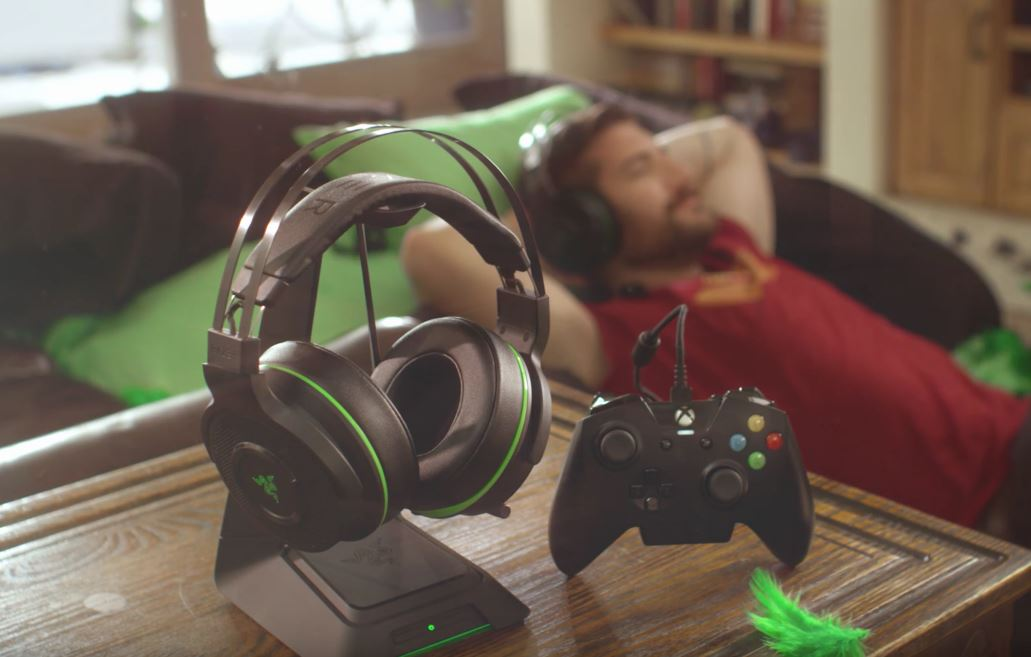 Razer Announces Thresher Ultimate Wireless Headset For