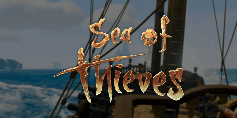 Sea of Thieves' new trailer shows a blundering plundering mission