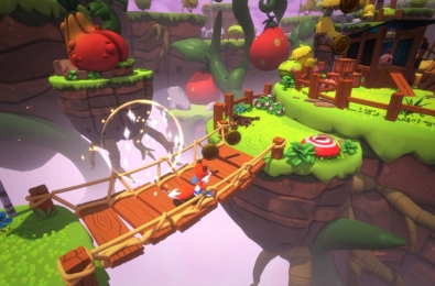 Super Lucky's Tale launches with Xbox One X 11
