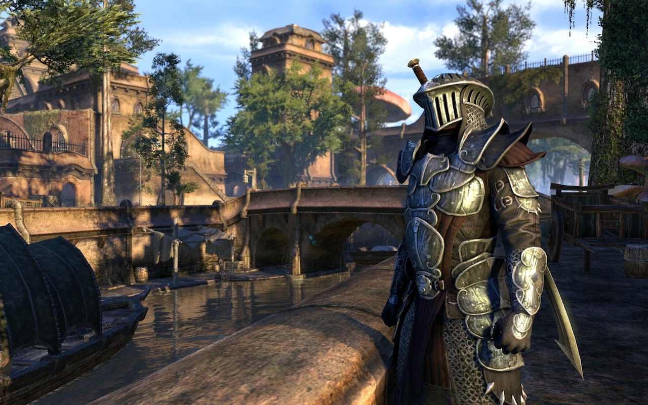 Elder Scrolls Online Morrowind Launches Today