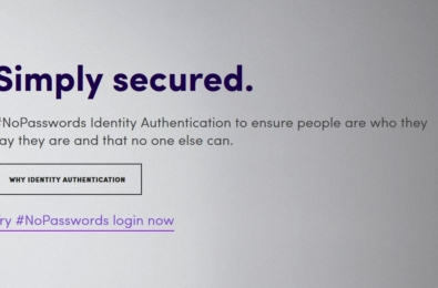 Microsoft Ventures invests in Trusona, a leader in simply secure identity authentication 3
