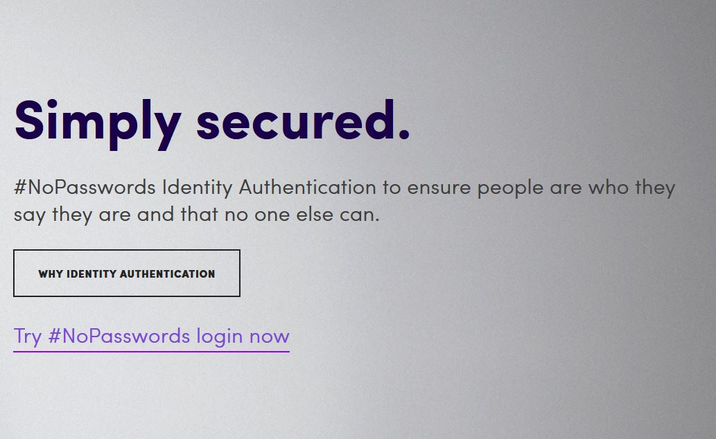 Microsoft Ventures invests in Trusona, a leader in simply secure identity authentication 1