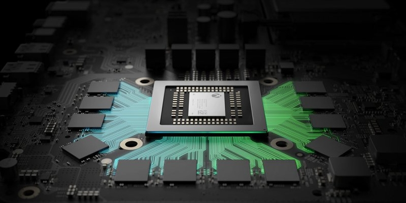 The Game Awards' Geoff Keighley states Project Scorpio will cost $499 1