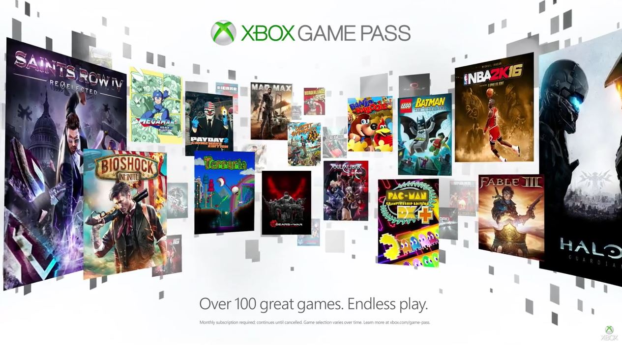 xbox game pass is now available to all xbox one users