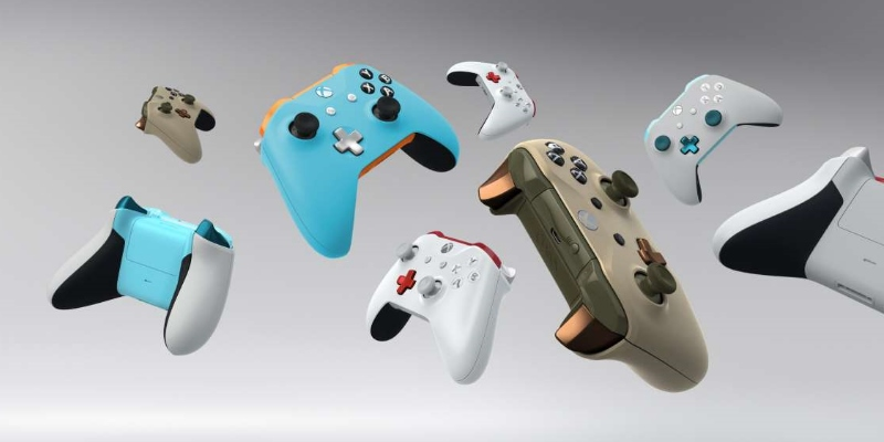 Xbox Design Lab Adds New Custom Controller Options