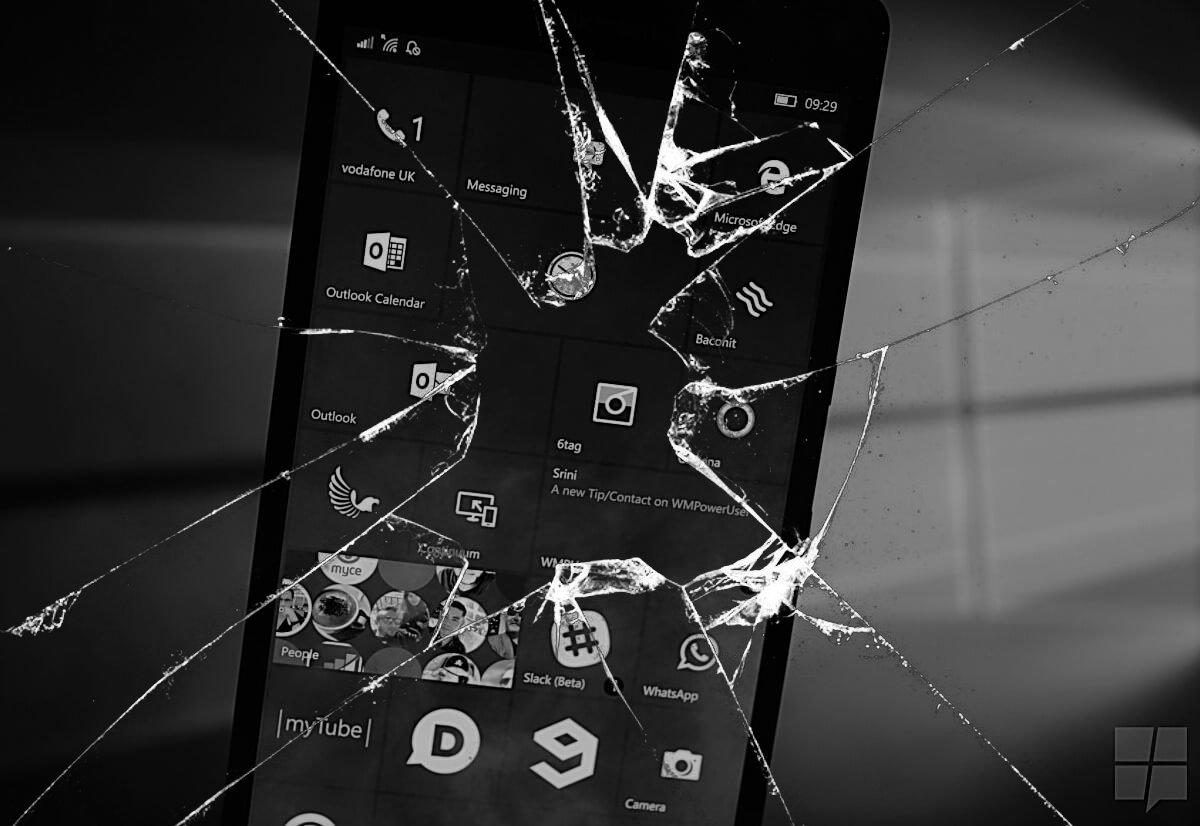 "Microsoft slams the last nail into Windows Mobile's coffin: ""Plans change"" 1"