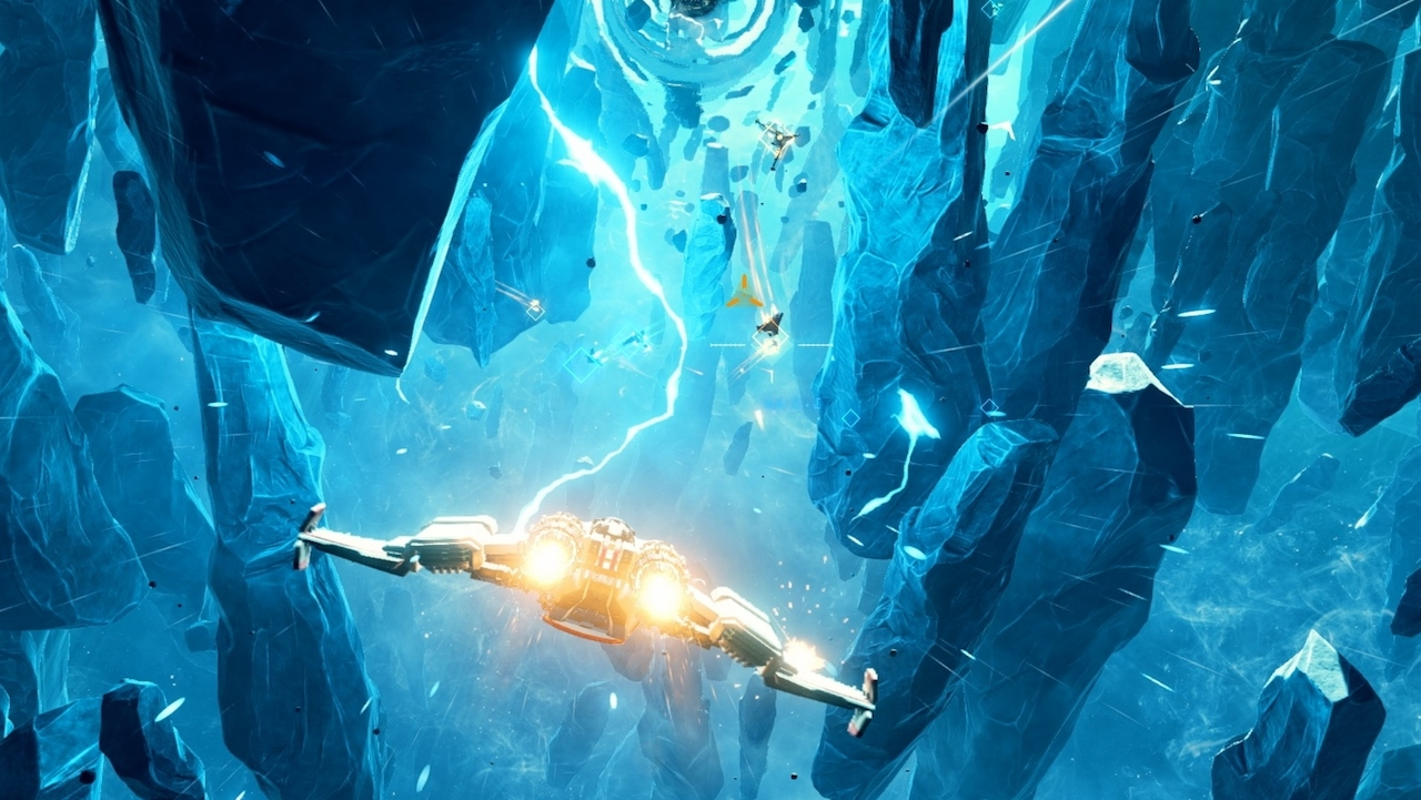 Space shooter Everspace is getting 4K and 1080p modes on Xbox One X 1