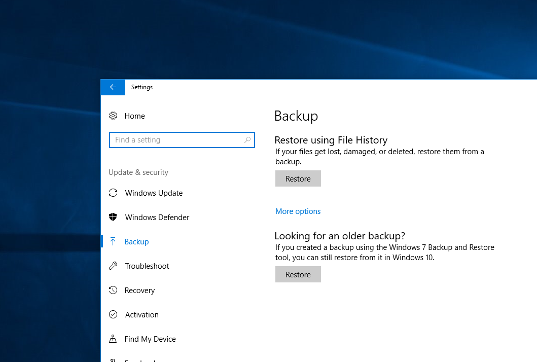 manually backup windows 10 activation