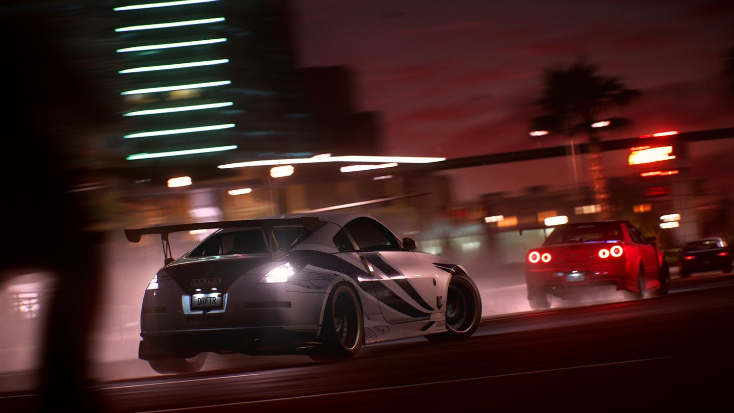 EA unveils Need for Speed Payback with a November release date 2