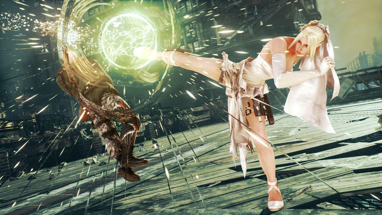 Tekken 7 is now available