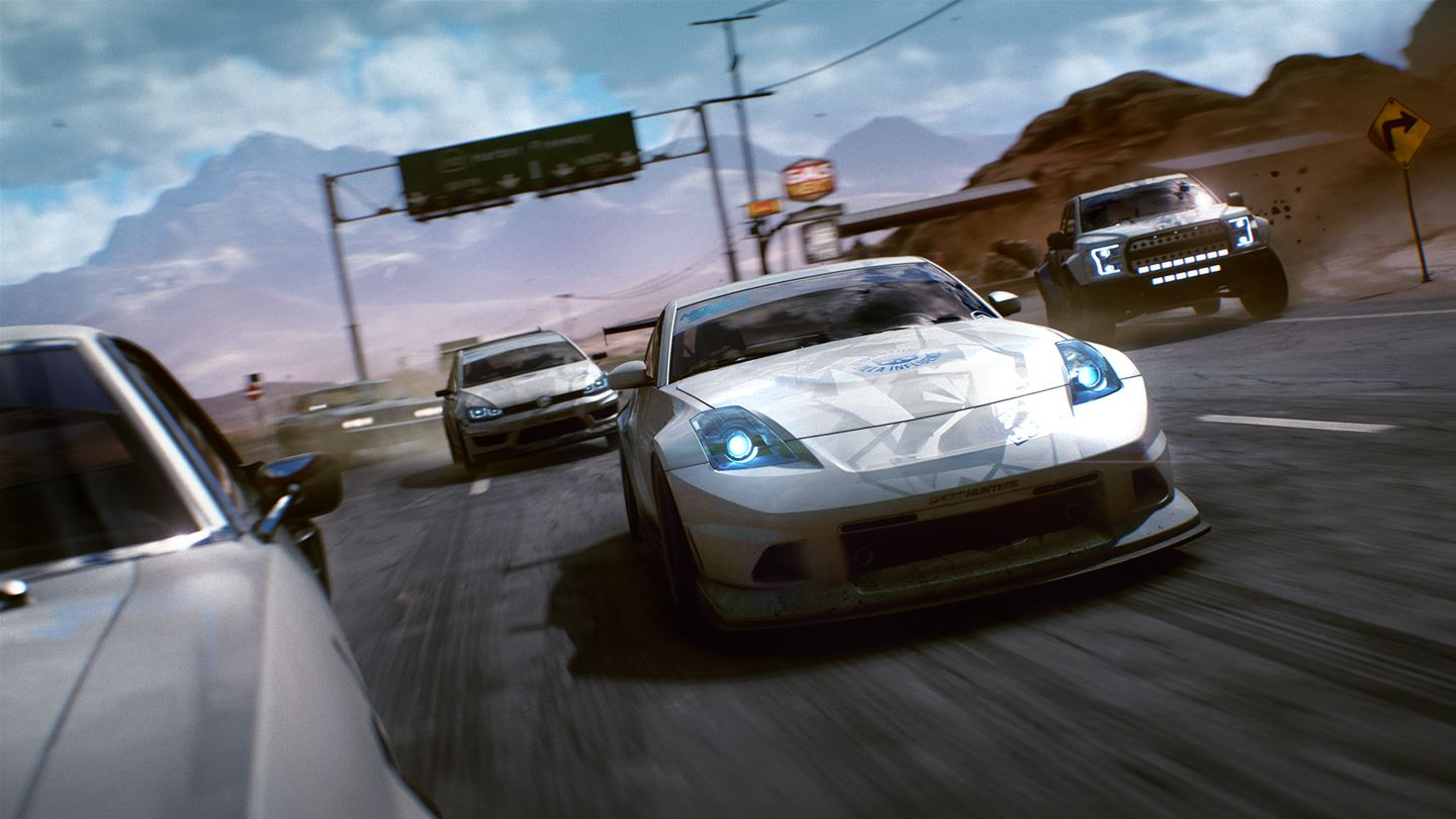 EA unveils Need for Speed Payback with a November release date 1
