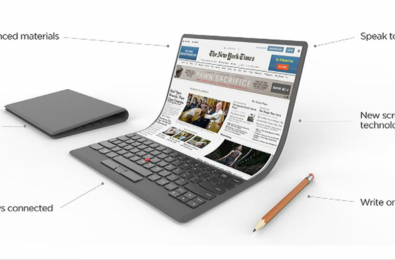 Lenovo's folding device details leaked, might rock a Surface Book-like hinge 15