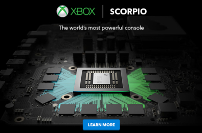 Best Buy accidentally publishes advertisement with Xbox Scorpio 11